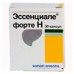 Эссенциале форте Н, капс. 300 мг №30