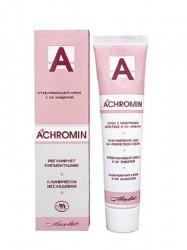 Крем для лица, Ахромин отбеливающий 45 мл