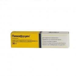 Пимафуцин, крем 2% 30 г №1